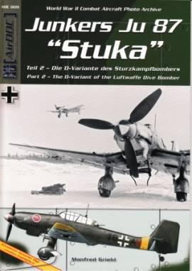 ! ADC009  Junkers Ju-87 StuKa Teil 2, Aircraft Documentation, NEU - Bild vergrößern