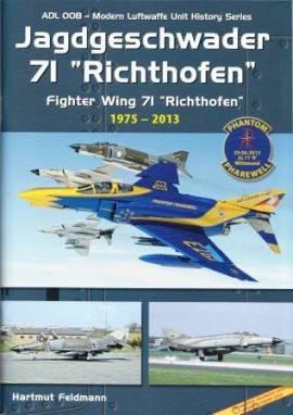 ! ADL008 Jagdgeschwader 71 -Richthofen- 1975 - 2013, Teil 2, AirDoc - Bild vergrößern