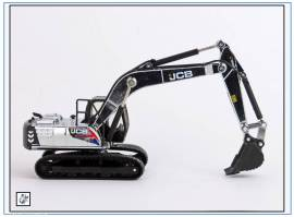 !JS002 JCB JS220 Raupenbagger, # 1 Million, Oxford 1:76, NEU 6/2019 - Bild vergrößern