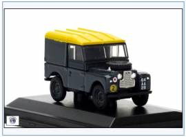 !LAN188021 Land Rover Series I Hard Top ROYAL AIR FORCE 1950er, Oxford 1:76, NEUHEIT 8/2016 - Bild vergrößern