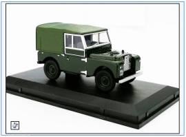 ! LAN188024 Land Rover Series I Pritsche/Plane, bronzegrün, Oxford 1:43, NEU - Bild vergrößern