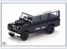 !LAN2015 Land Rover Series II LWB ROYAL NAVY, Oxford 1:76, NEU 12/2016 - Bild vergrößern