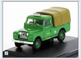 !LAN2018 Land Rover Series II LWB,-Southdown-, Oxford 1:76, NEU 7/2019 - Bild vergrößern
