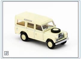 !LAN2019 Land Rover Series II LWB, Van, Oxford 1:76, NEU 10/2018 - Bild vergrößern