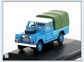 !LAN2020 Land Rover Series II LWB,-Bluebird Land Speed Record-, Oxford 1:76, NEU 7/2019 - Bild vergrößern