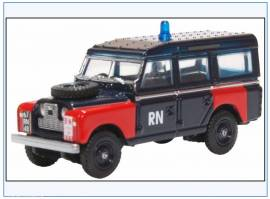 !LAN2021 Land Rover Series II LWB ROYAL NAVY Bomb Disposal, Oxford 1:76, NEU 2/20 - Bild vergrößern