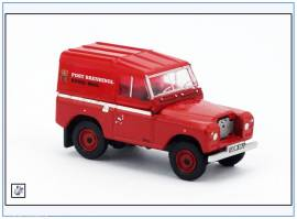 !LR2SA001 Land Rover Series II SWB Hard Top ROYAL MAIL,Oxford 1:76,NEU 7/2017 - Bild vergrößern