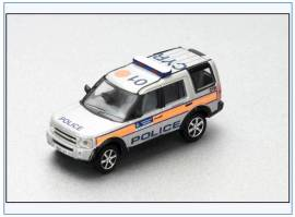 !LRD007 Land Rover Discovery 3 London Metropolitan Police,Oxford 1:76,NEU 7/2016 - Bild vergrößern