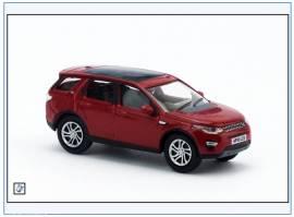 !LRDS002 Land Rover Discovery Sport 2015, rot,Oxford 1:76,NEU 10/2017 - Bild vergrößern