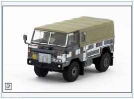 !LRFCG002 Land Rover 101FC British Army Berlin Brigade 1990,Oxford 1:76,NEU 7/2017 - Bild vergrößern