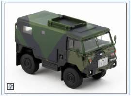 !LRFCS001 Land Rover 101FC British Army Fernmelde-Lkw,Oxford 1:76,NEU 10/18 - Bild vergrößern