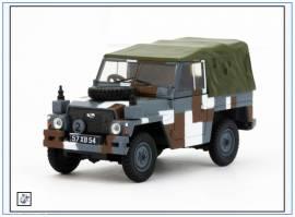 ! LRL004 Land Rover 1/2-ton Lightweight Berlin Brigade,Oxford 1:43,NEU 6/18 - Bild vergrößern