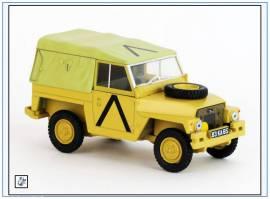 ! LRL008 Land Rover 1/2-ton Lightweight British Army Gulf War 1991,Oxford 1:43,NEU 11/19 - Bild vergrößern