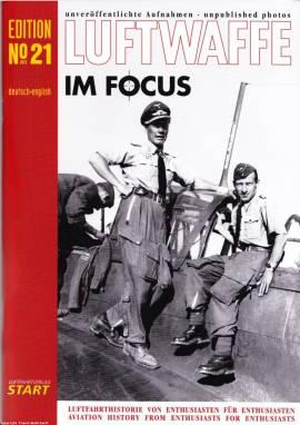 Luftwaffe im Focus - Edition No. 21, LUFTFAHRTVERLAG START, NEU - Bild vergrößern