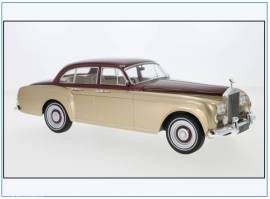 MCG18132 Rolls Royce Silver Shadow III, rot/beige, MCG 1:18, NEU - Bild vergrößern