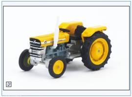 !MF004 Massey Ferguson MF135 Traktor, gelb,Oxford 1:76,NEU 10/2017 - Bild vergrößern