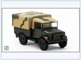 !MWD007 Bedford MWD British Army, 2nd Corps Frankreich 1940,Oxford 1:76,NEU 4/18 - Bild vergrößern