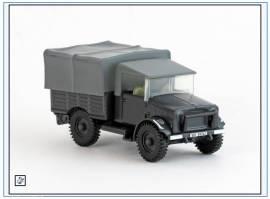 !MWD008 Bedford MWD Wehrmacht 215.ID Beute-Lkw,Oxford 1:76,NEU - Bild vergrößern