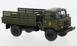 PCL47052 GAZ 66 Pritschenaufbau, NVA, Premium ClassiXX 1:43, NEU - Bild vergrößern