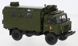 PCL47098 GAZ 66 Kofferaufbau, NVA, Premium ClassiXX 1:43, NEU - Bild vergrößern