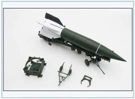 ! PMA0309 V2-Rakete auf Meillerwagen&Starttisch, grün/weiss,PMA 1:72,NEU 12/20& - Bild vergrößern