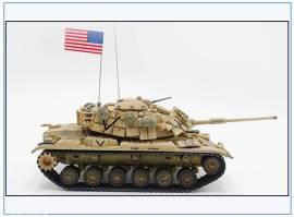! PMA0333 M60A1 RISE & ERA USMC -Saddamizer-, Golf Krieg 1991, PMA 1:72,NEU 12/2020 - Bild vergrößern