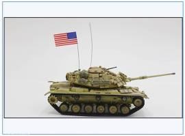 ! PMA0335 M60A1 RISE & ERA USMC -American Express-, Golf Krieg 1991, PMA 1:72,NEU 12/2020 - Bild vergrößern
