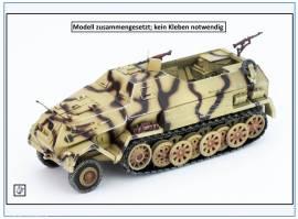 PMA0320 Sd.Kfz.8 DB10 12-to gepanzerte Halbkette Zugmaschine,sand,PMA 1:72,NEU& - Bild vergrößern