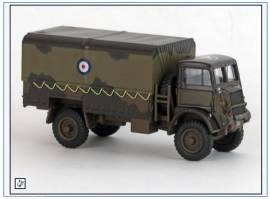 !QLD007 Bedford QLD, ROYAL AIR FORCE, Italien 1944, Oxford 1:76,NEU 6/2019 - Bild vergrößern