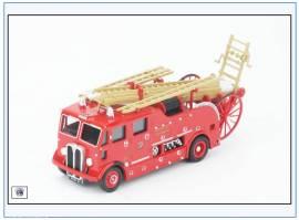 !REG007 AEC Merryweather Pump Engine & Ladder,Cardiff City,Oxford 1:76,NEU 5/17 - Bild vergrößern