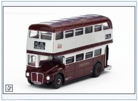 !RM112 Routemaster Bus London Transport Line 15, Oxford 1:76, NEU 10/2017 - Bild vergrößern