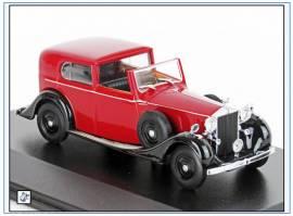 RRP3003 Rolls Royce Phantom III, 1936 - 1939, rot, Oxford 1:43, NEU - Bild vergrößern