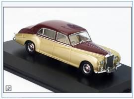 RRP5002 Rolls Royce Phantom V James Young, burgund/braun, 1960er, Oxford 1:43, NEU - Bild vergrößern