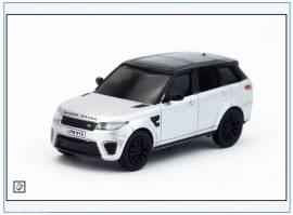 !RRS002 Range Rover Sport SVR, Indus-silber, Oxford 1:76,NEU 2/2018 - Bild vergrößern