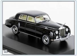 RSC002 Rolls Royce Silver Cloud I, schwarz, 1955-1958, Oxford 1:43, NEU - Bild vergrößern