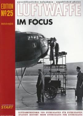 Luftwaffe im Focus - Edition No. 25, LUFTFAHRTVERLAG START, NEU - Bild vergrößern