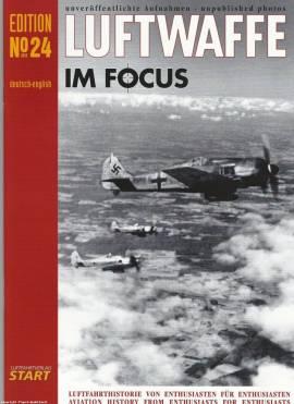 Luftwaffe im Focus - Edition No. 24, LUFTFAHRTVERLAG START, NEU - Bild vergrößern