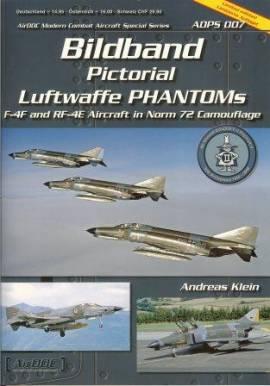 ! ADPS-007 Luftwaffe F-4F und RF-4E Phantoms II, AirDoc, NEU  - Bild vergrößern