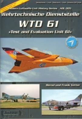 ! ADL005 Wehrtechnische Dienststelle WTD 61, Aircraft Documentation - Bild vergrößern