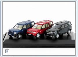 !SET71 Land Rover Discovery 3, 4 & 5, Set mit 3 Modellen,Oxford 1:76, NEU 8/20 - Bild vergrößern