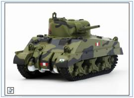 !SM002 Sherman Tank MkIII Royal Scots Greys, Italien 1943, Oxford 1:76,NEU 7/18 - Bild vergrößern