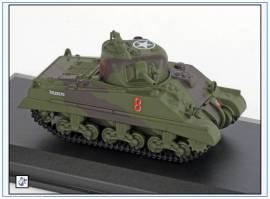 !SM003 Sherman Tank MkII New Zealand Armoured Brigade,Oxford 1:76, NEU 6/2019 - Bild vergrößern