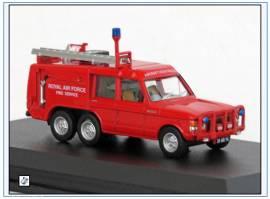 !TAC006 Tactical Crash Rescue TACR2 Range Rover 6x4, RAF St. Mawgan,Oxford 1:76,NEU 6/2019 - Bild vergrößern