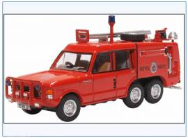 !TAC007 Tactical Crash Rescue TACR2 Range Rover 6x4, ROYAL NAVY,Oxford 1:76,NEU 8/20 - Bild vergrößern