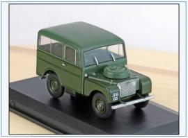 ! TIC001 Land Rover Ser. I Tickford Station Wagon 1949, Oxford 1:43, NEU 1/2021 - Bild vergrößern
