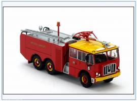!TN003 Thornycroft Nubian Major Airport Fire Service Bristol, Oxford 1:76,NEU - Bild vergrößern