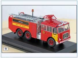 !TN005 Thornycroft Nubian Major Duxford Airport Fire Service, Oxford 1:76,NEU 1/21 - Bild vergrößern