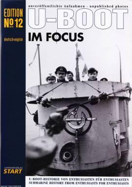 U-Boot im Focus - Edition No. 12, Luftfahrtverlag START, NEU - Bild vergrößern