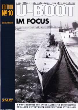 U-Boot im Focus - Edition No. 10, Luftfahrtverlag START, NEU - Bild vergrößern