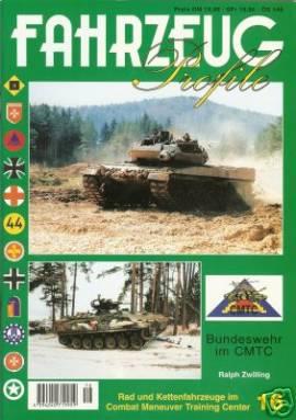 Fahrzeug-Profile 16: Bundeswehr im CMTC - Bild vergrößern